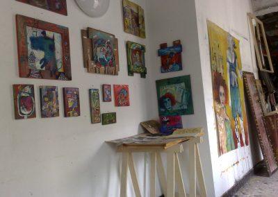 Kiállítás: Rivoli 59 Paris 8