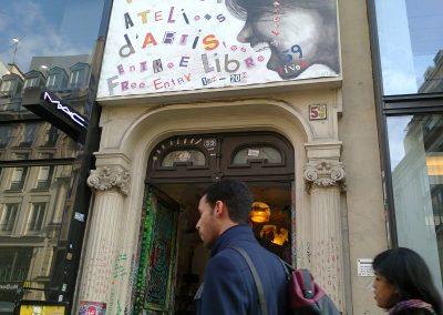 Kiállítás: Rivoli 59 Paris 7