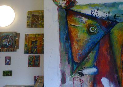 Kiállítás: Rivoli 59 Paris 6