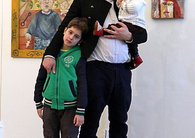 Kiállítás: DOTE Elméleti Galéria Debrecen 2014.02.08. 4