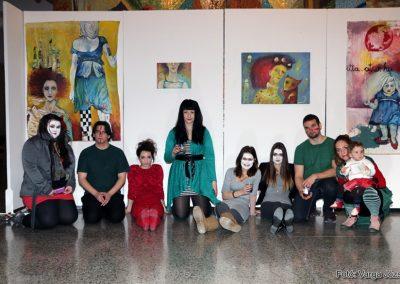 Kiállítás: DOTE Elméleti Galéria Debrecen 2014.02.08. 1