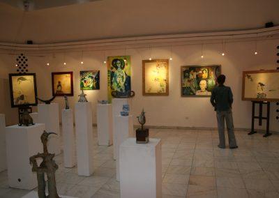 Kiállítás: Csók István Galéria Budapest 3