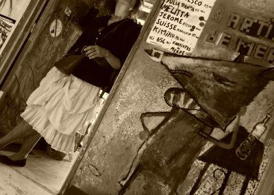 1.h./MŰVÉSZTELEPEK:Atelier des Portes Ouvertes Rivoli 59. PARIS 3