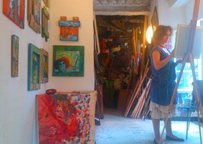 Kiállítás: Rivoli 59 Paris 5