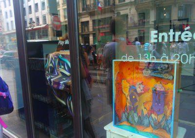 Kiállítás: Rivoli 59 Paris 3