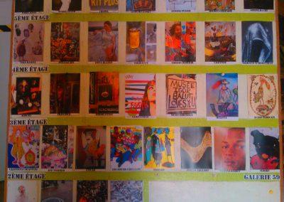 Kiállítás: Rivoli 59 Paris 2