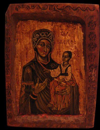 Hodigitria Istenanya